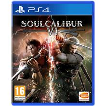 SONY PlayStation4 SoulCalibur IV Game